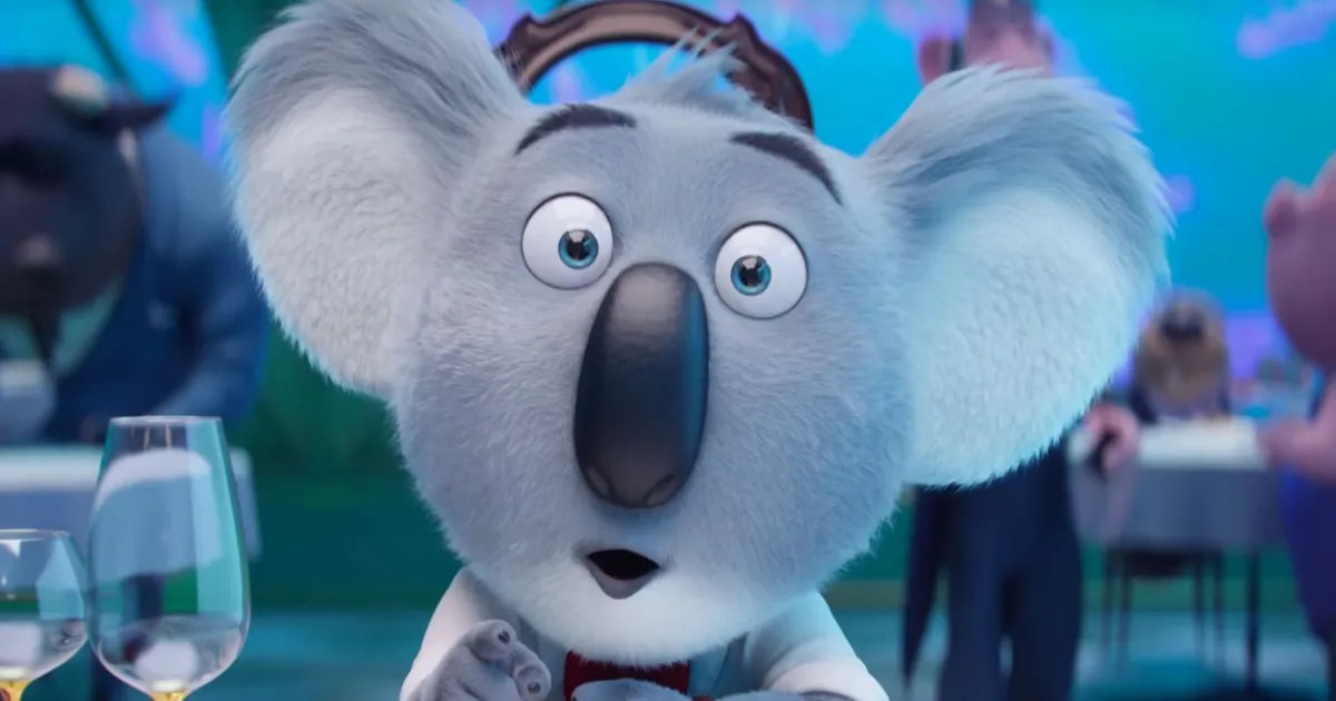 New Sing Trailer We Could Listen To Matthew Mcconaughey