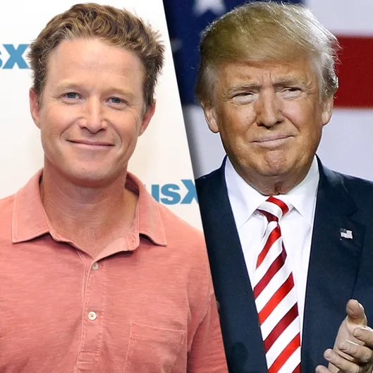 Image result for billy bush and trump
