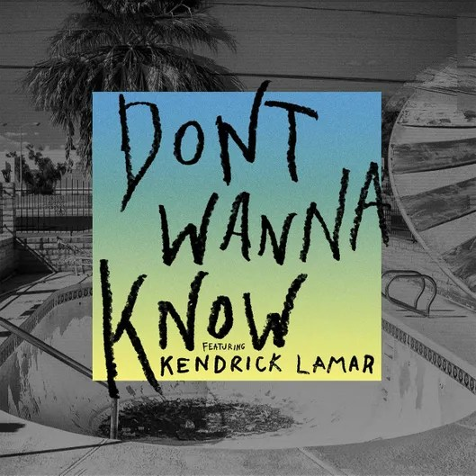 Image result for don't wanna know maroon 5