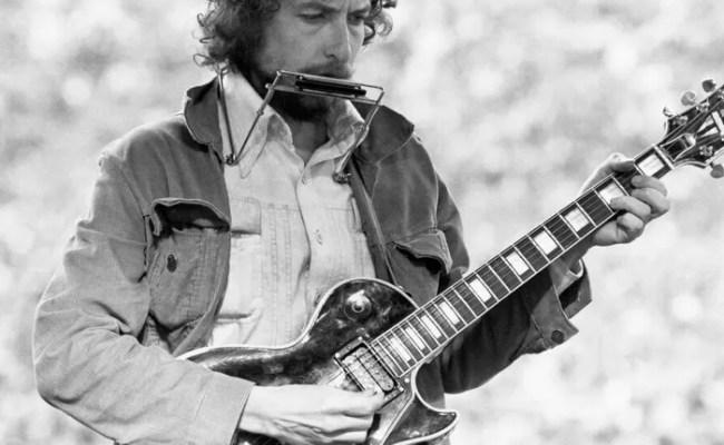 Writing Lyrics With Bob Dylan Is Weird