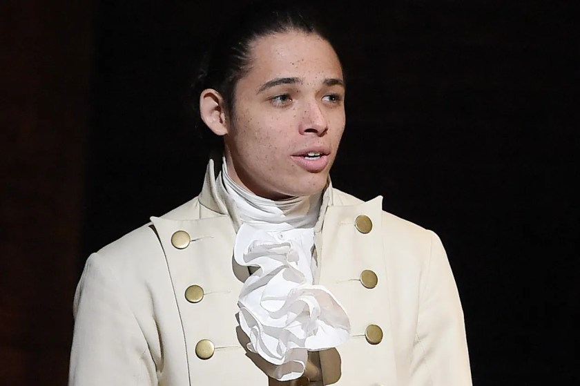 Image result for anthony ramos hamilton