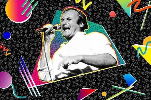 Phil Collins - '80s Music As Heard On TV Today