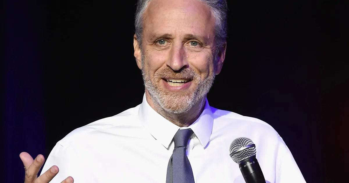 Jon Stewart Fondly Recalls His Twitter War With Fuckface