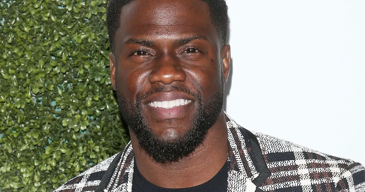 Kevin Hart Is Making The Black Mans Guide To History
