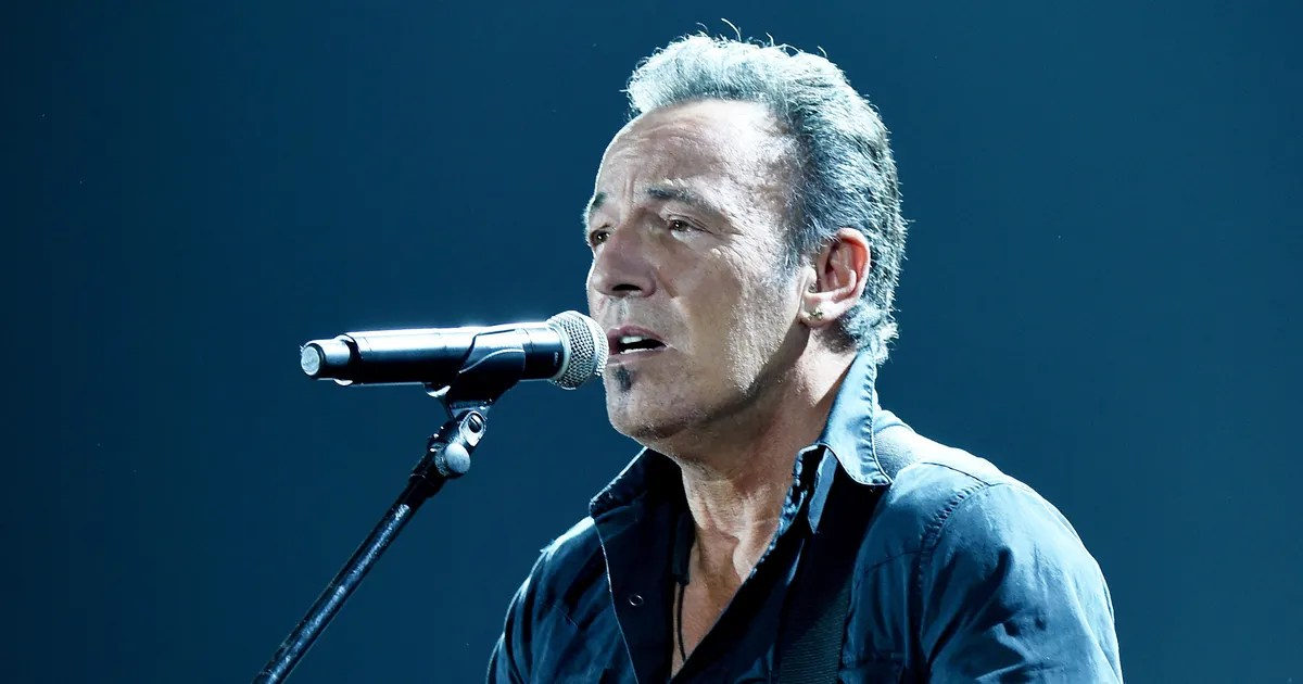 Bruce Springsteen Trolls Trump in Australia With Cover