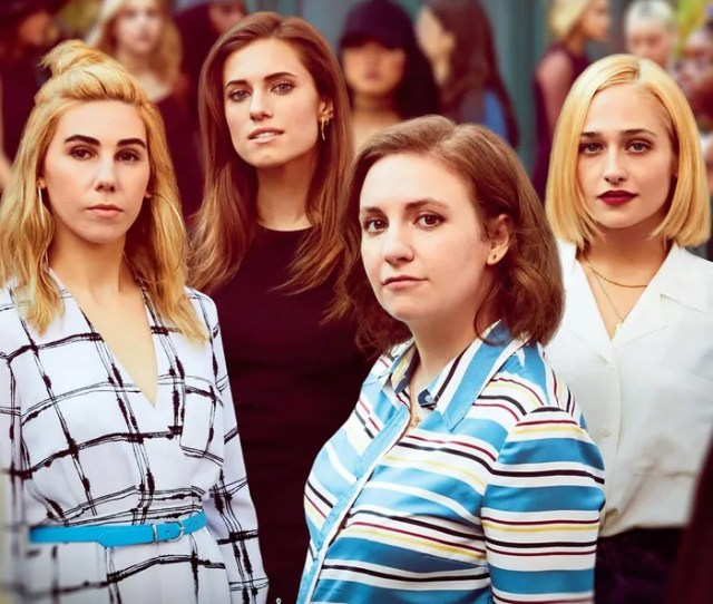 What 6 Seasons Of Girls Posters Tell Us About The Show