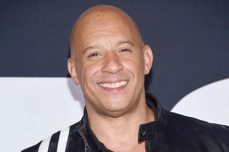 Vin Diesel will star in Bloodshot, the first movie based on Valiant Comics