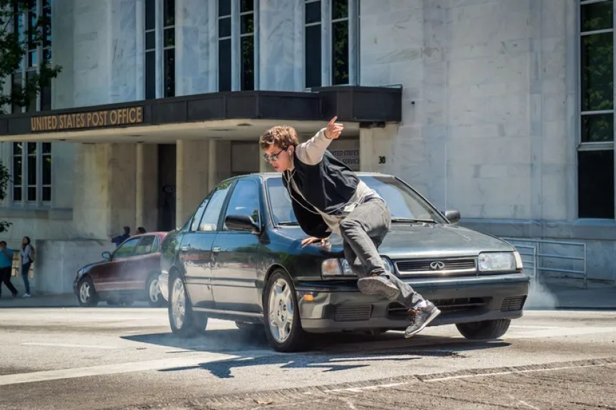 Image result for baby driver movie