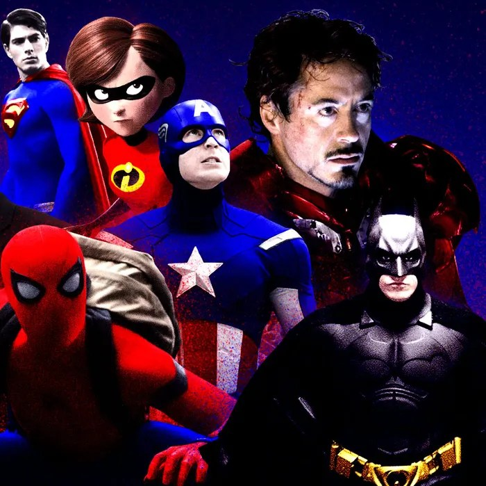 Image of: Vacation The 30 Best Superhero Movies Since Blade Vulture The 30 Best Superhero Movies 2018