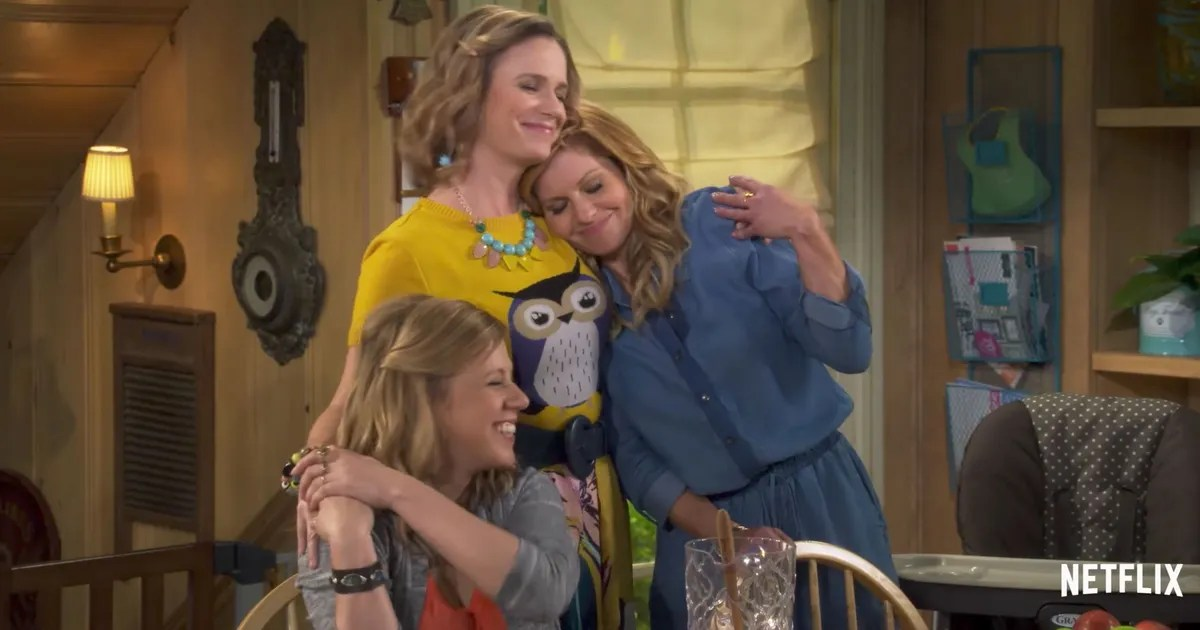 Fuller House Season 3 Trailer A 30 Year Family Reunion