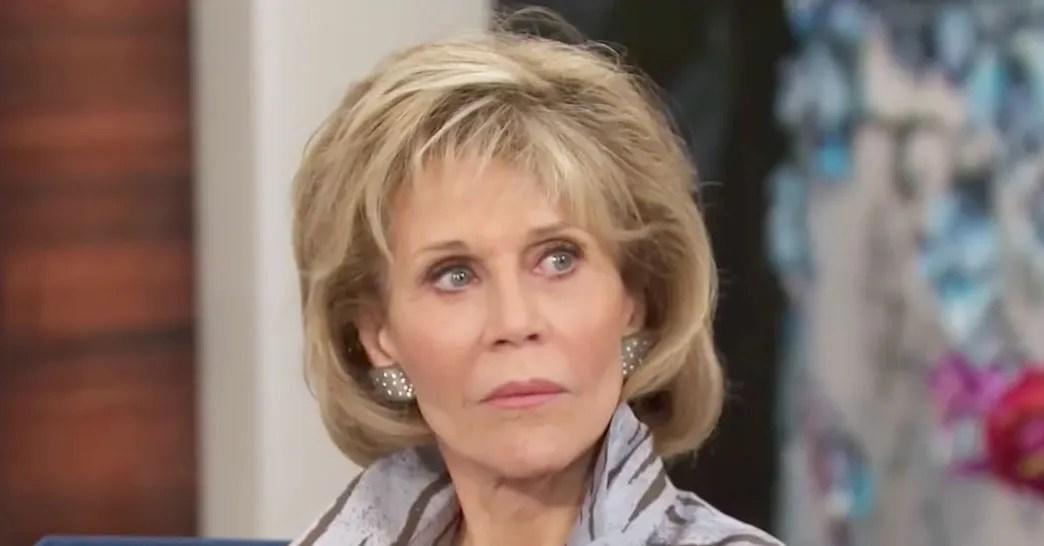 Fashion Jane Fonda Did Play Megyn Kelly Cheers Massive