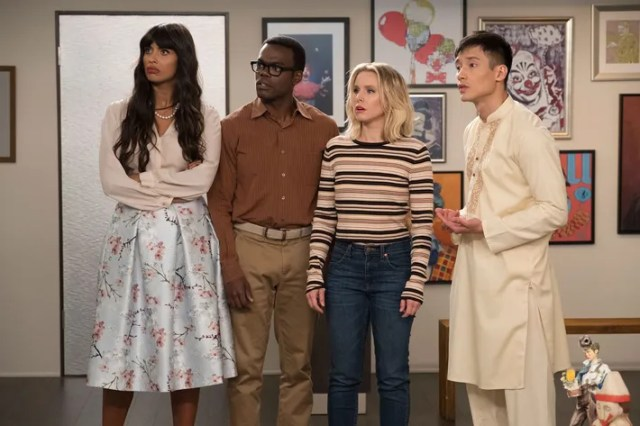 28 the good place 203.w710.h473 - Review: The Good Place