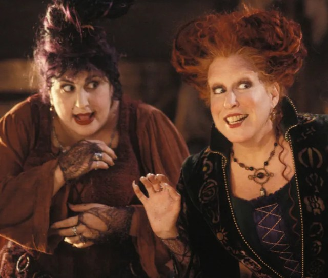 How Hocus Pocus Became An Enduring Halloween Hit