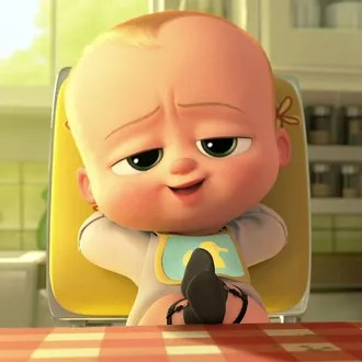 the boss baby is