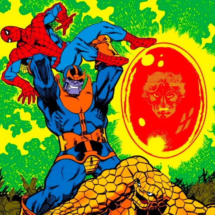 jim starlin creator of
