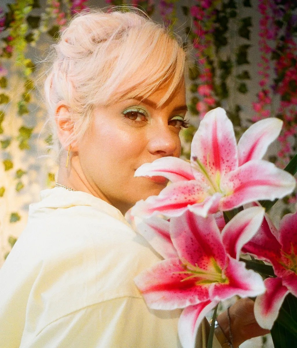 lily allen on her