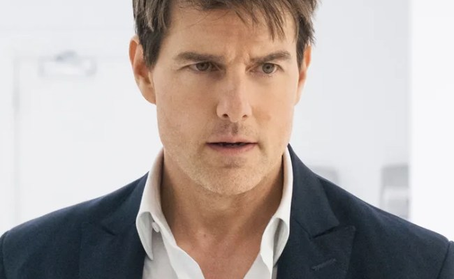 Can I Tell You About My Favorite Actor Tom Cruise S Bangs