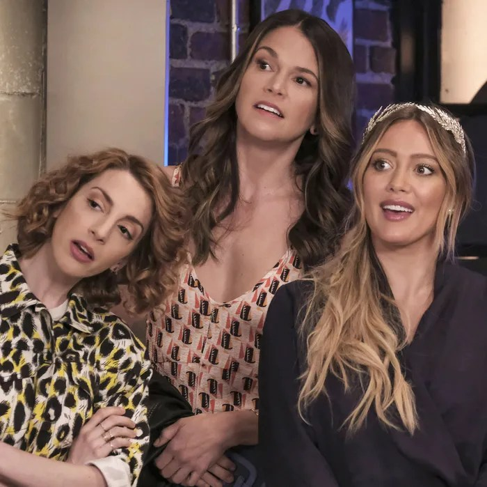 Younger Recap Season 5. Episode 10: 'Girls on the Side'