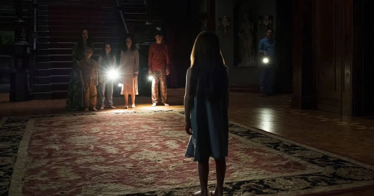 The Haunting of Hill House Netflix Mike Flanagan Interview