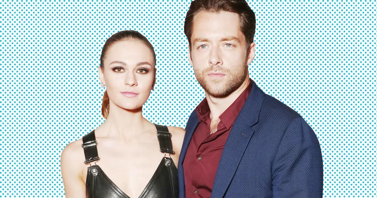 Outlander Season 4 Sophie Skelton and Richard Rankin Chat