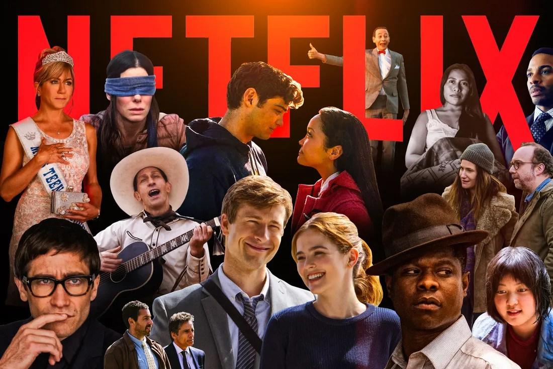 Image of: Imdb Which Netflix Original Movies Are Worth Streaming Illustration Gluekit Vulture The Best Netflix Original Movies Ranked