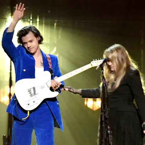 Harry Styles and Stevie Nicks - Stop Draggin' My Heart Around