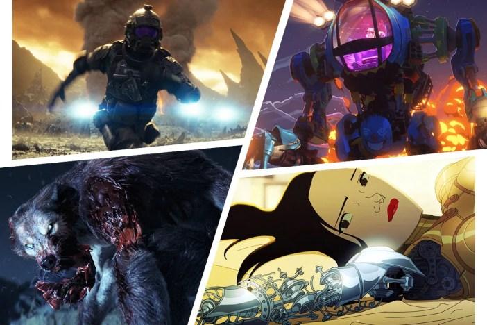 Love, Death + Robots : la série SF à regarder sur Netflix !