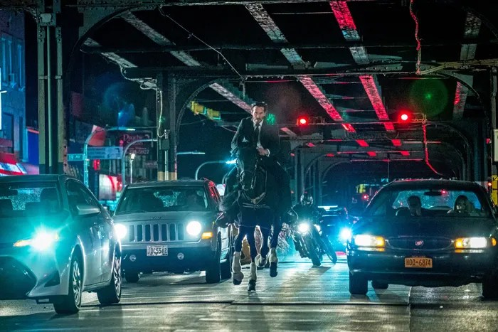 Cj So Cool Car Wallpapers John Wick 3 Director Explains How He Invented Dog Fu