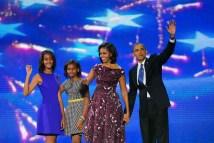 Sasha and Malia Obama Outfits