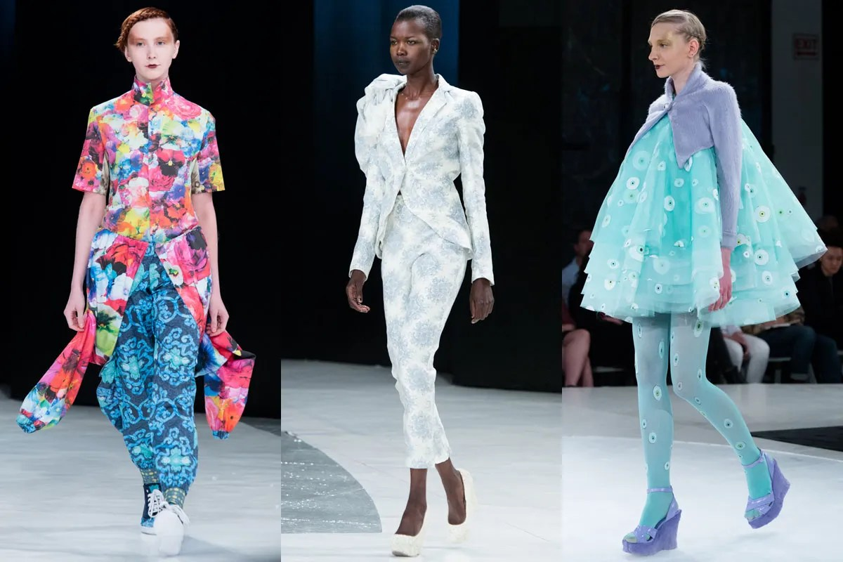 See All the Looks From Pratts Fashion Show  The Cut