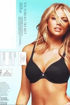 Victorias Secret Has Change of Heart About Kate Upton