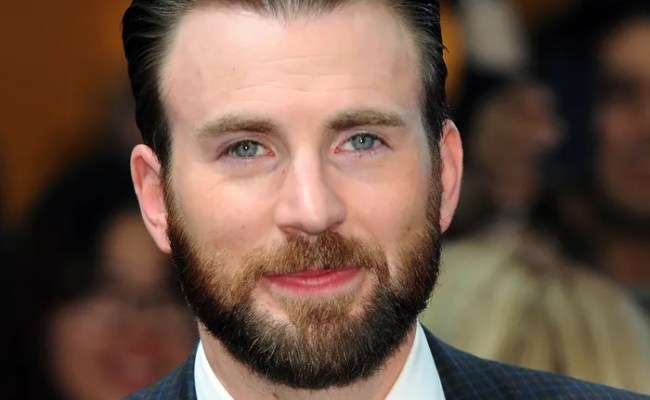 Chris Evans Found A Way To Stand Out From All Those Other