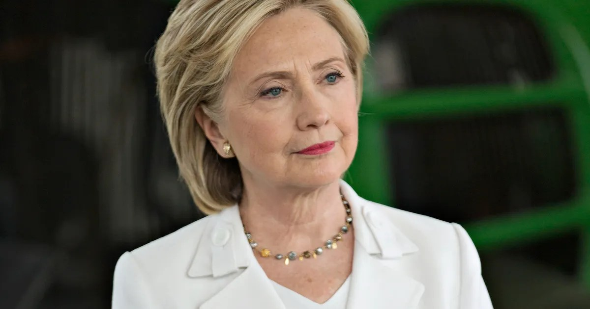 Hillary Clinton Deals With Sexism at Work Too