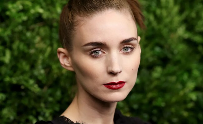 Why Rooney Mara Has The Best Red Carpet Hair