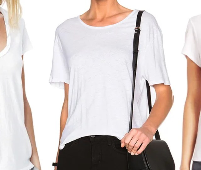 Whats The Best White T Shirt For Women