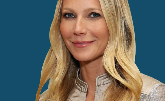 Gwyneth Paltrow On Wellness And Natural Beauty