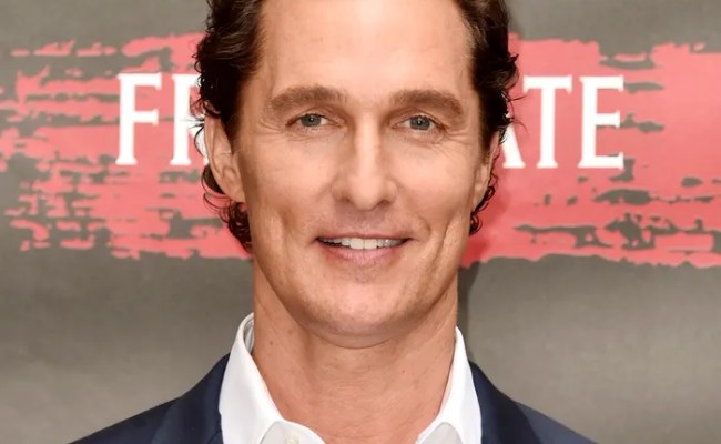 Matthew Mcconaughey Is Now Hunting Millennials The Most