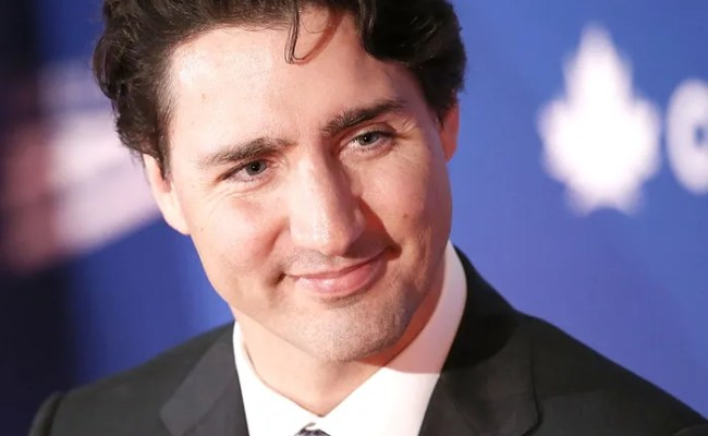 Why Don T I Ever Run Into Shirtless Justin Trudeau While