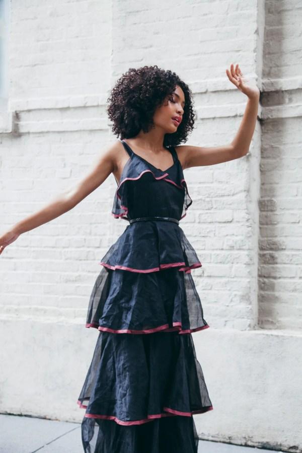Yara Shahidi Fashion