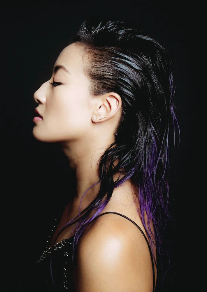 How To Re Create The Wet Hair Look Thats Everywhere