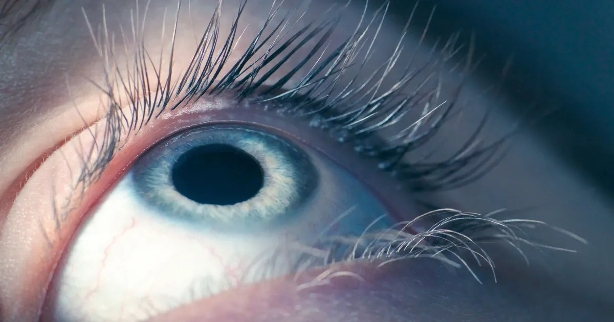 Im Seeing Black Spots My Vision