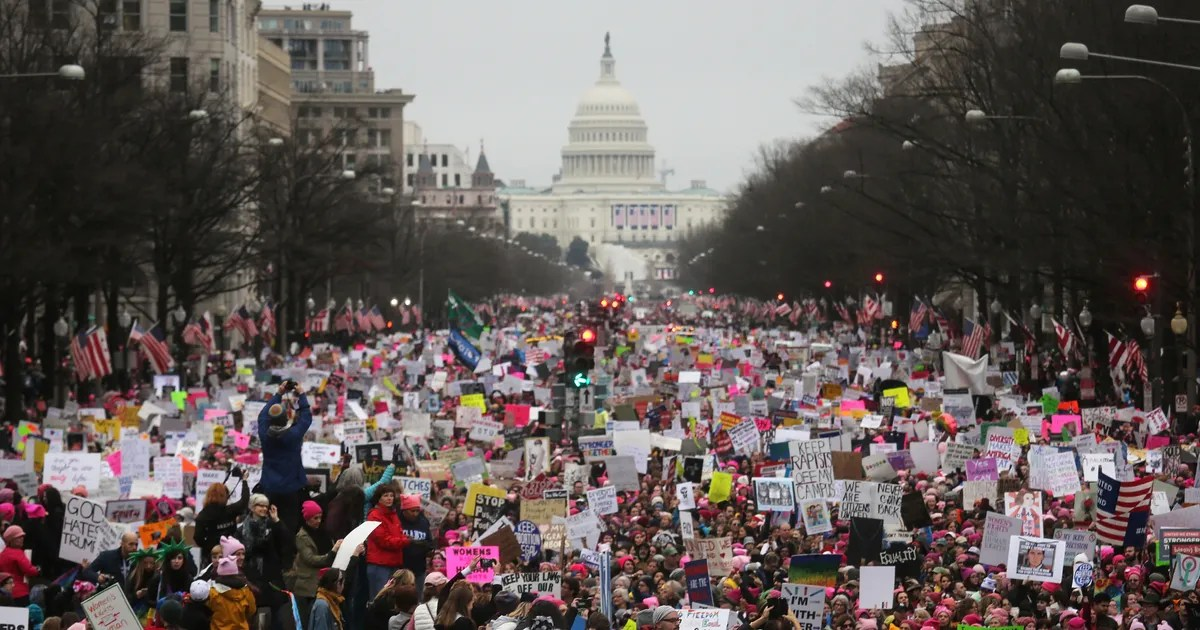 Image result for womens dc march