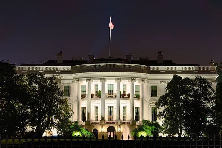 Nighttime Voice Mails From The White House