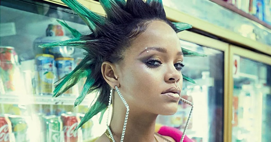Rihanna Covers Paper Magazines Break the Rules Issue