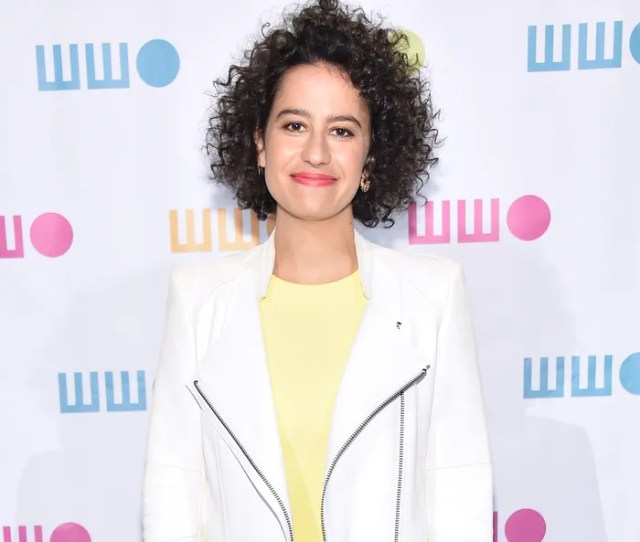 Broad Citys Ilana Glazer Got Married When No One Was Looking