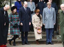 Meghan Markle, Kate Middleton at Sandringham Christmas