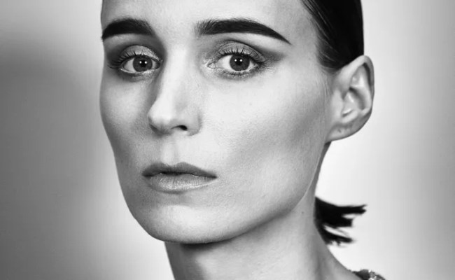 Rooney Mara Is The New Face Of Givenchy Parfum