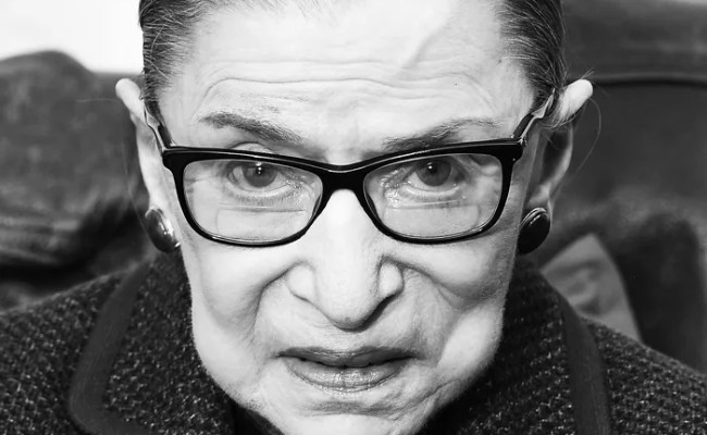 Ruth Bader Ginsburg Hopes To Serve 5 More Years On Court