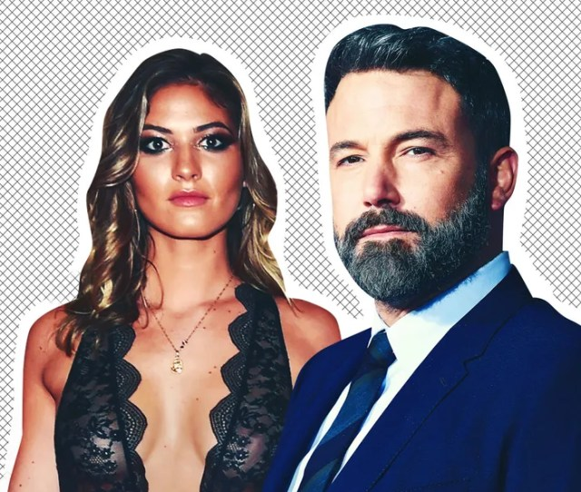 What Is Ben Affleck Doing With A 22 Year Old Playboy Playmate