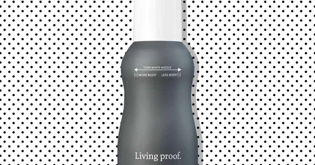 Living Proof Releases Customizable 'Body Builder' Hair Spray